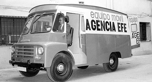 75 años en fotos, Agencia EFE