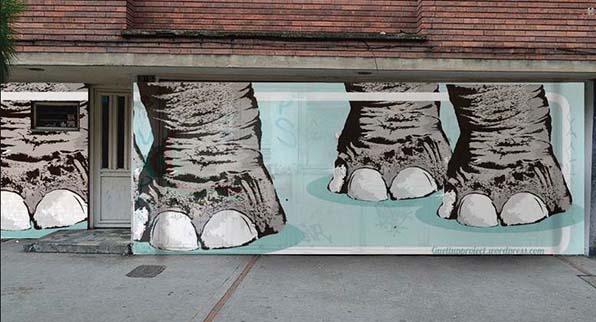 Acción de Restauración Civil Artística