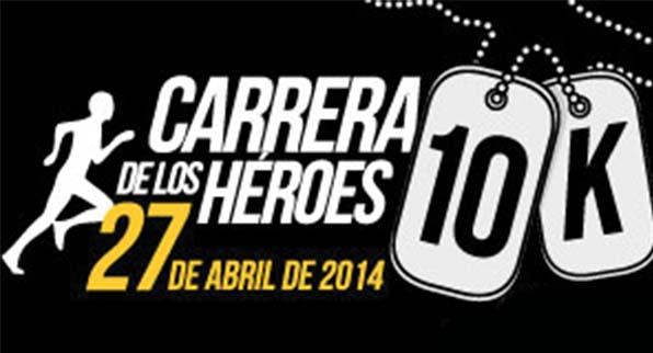 Carrera de los Héroes 10K