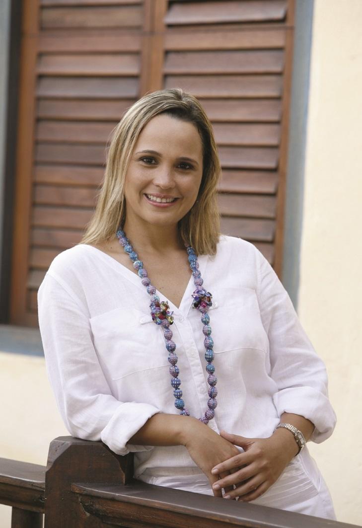 Lina Rodríguez, gerente general FICCI