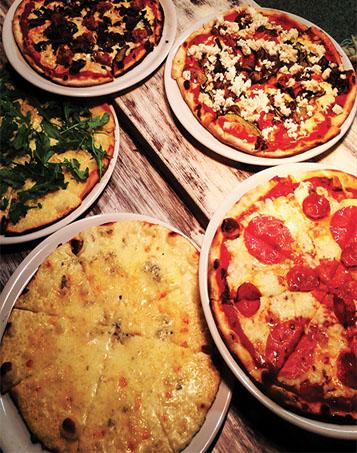 La Divina Comedia pizzería