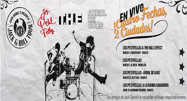 Jack & Roll Tour
