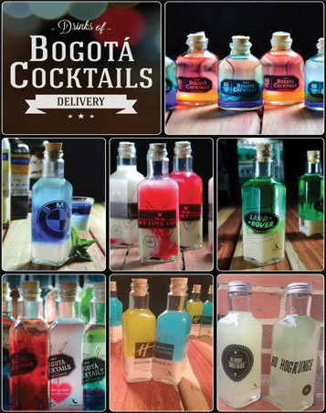 Bogotá Cocktails