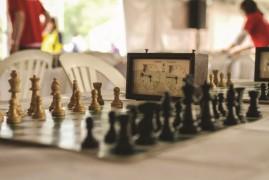 Clases de ajedrez @ Unidad Deportiva del Salitre | Asheville | Carolina del Norte | Estados Unidos