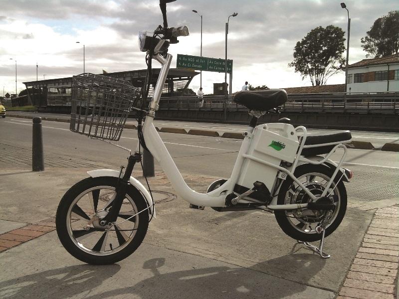 Las bicicletas eléctricas