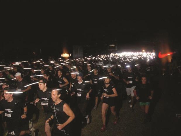 Carrera nocturna 10K