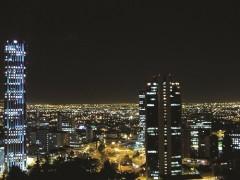 Ascenso a la Torre Colpatria @ Torre Colpatria