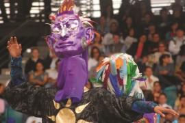Calle- Colombia - Cabeza de Guruk