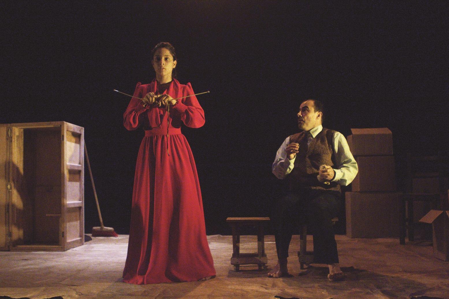 Obras colombianas en el Festival Iberoamericano de Teatro