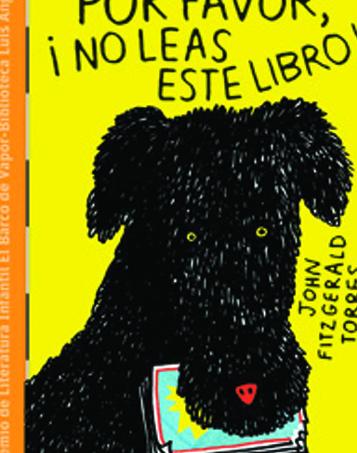 Por favor, ¡no leas este libro!