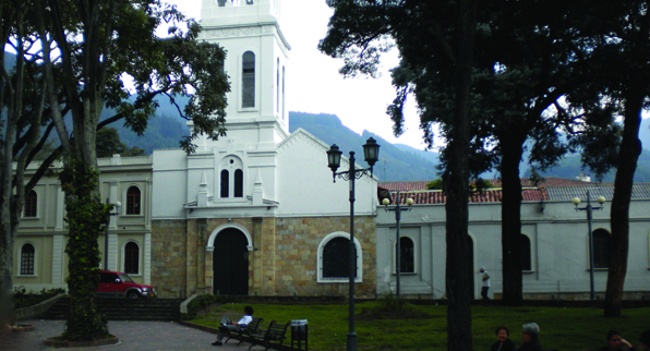 Próxima restauración de  la Iglesia en Usaquén