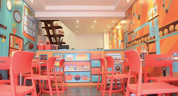 Lo nuevo en restaurantes de Bogotá