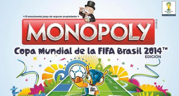 Monopoly Copa Mundial de la FIFA 2014
