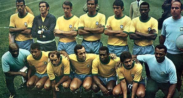 100 AÑOS DE FÚTBOL: BRASIL