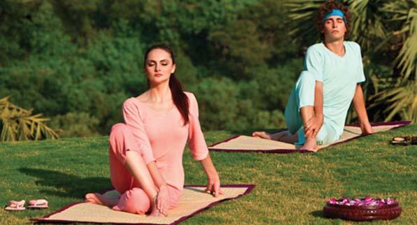 21 Festival Eco yoga