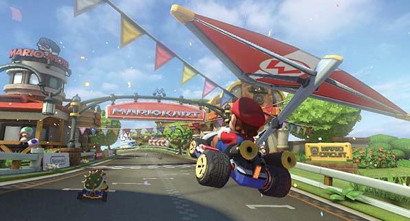 Torneo Mario Kart 8