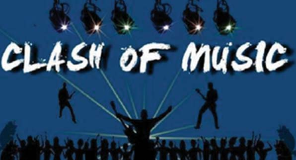 Clash of Music