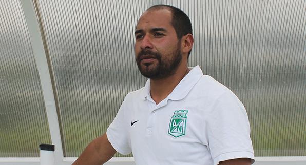 Fernando Parada – Atlético Nacional de Bogotá