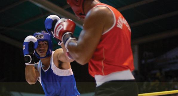 Liga de Boxeo de Bogotá