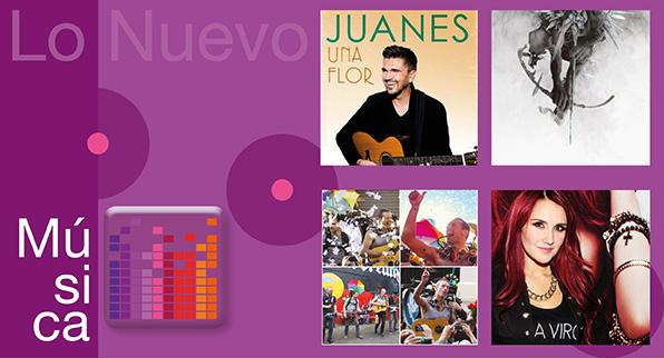 Novedades musicales en Julio