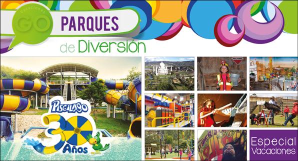 Especial Parques de diversión