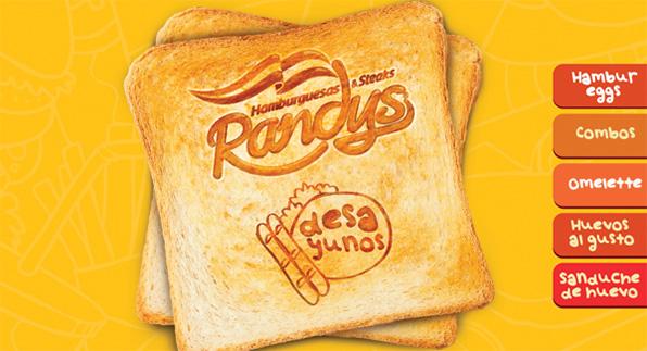 Desayunos Randys