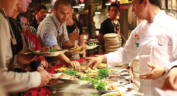 Bogotá Wine & Food Festival