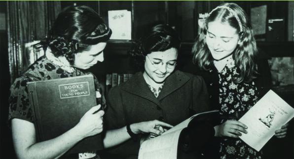 Club de jóvenes lectores BanRep