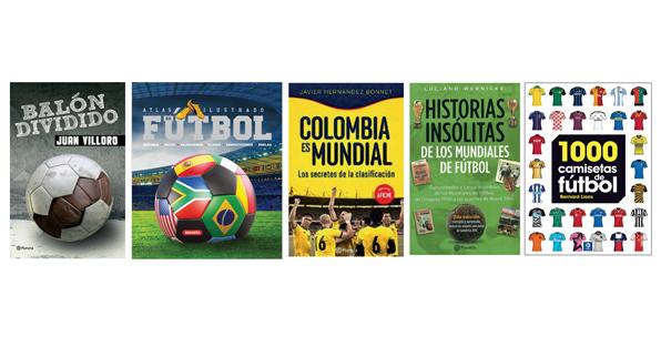 Los libros GO del Mundial