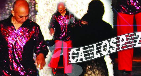 Show de salsa con Carlos Paz