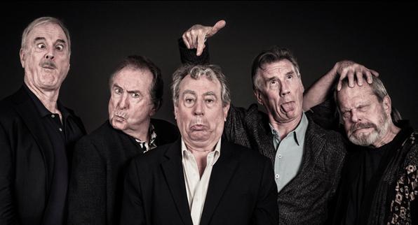 Monty Python Live