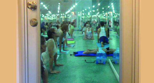 Top Fusión Yoga