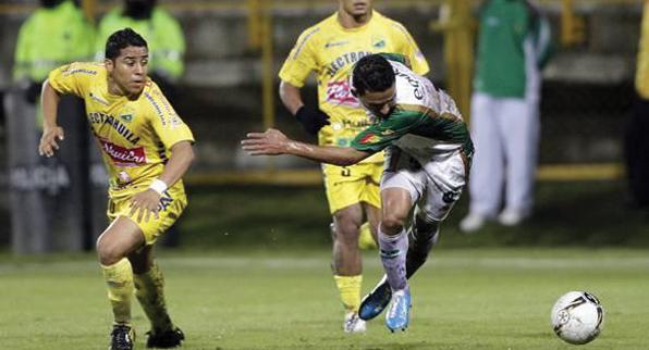 Equidad Seguros vs. Atlético Huila