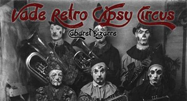 Vade retro Gipsy Circus