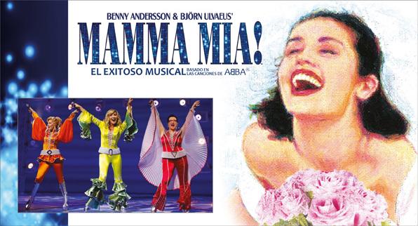 Directamente desde Broadway… Mamma mia!