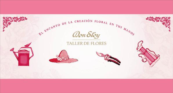 Talleres florales de Don Eloy