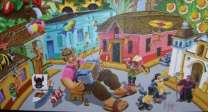 Literatura-El Macondo animado-Imagen tomada de Internet