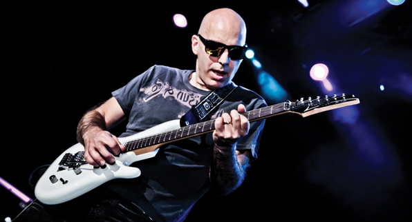 Joe Satriani World Tour