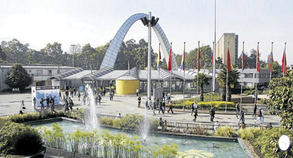 FERIA INTERNACIONAL DE BOGOTÁ EXPOSICIÓN INDUSTRIAL 2016