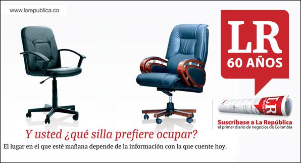 En aGOsto infórmate de los negocios de Colombia con LA REPÚBLICA