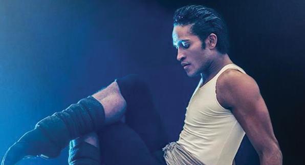Fernando Montaño, bailarín de ballet colombiano