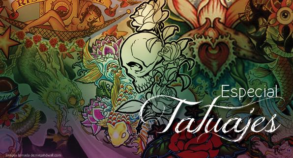 Especial de Tatuajes