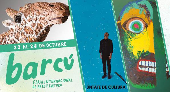 Barcú Feria Internacional de Arte y Cultura