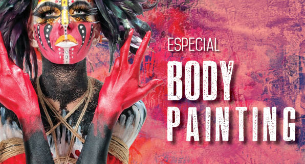 Especial Body Painting