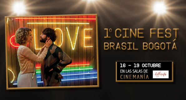 1º Cine Fest Brasil – Bogotá