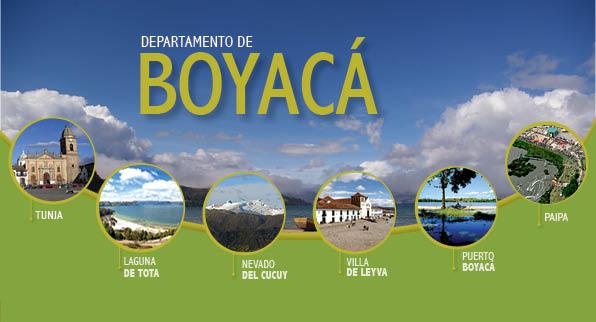Turismo Boyacá