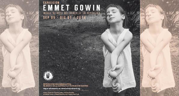 Exposición Emmet Gowin