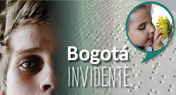 Bogotá invidente