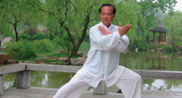 Curso de Chi Kung Shaolin
