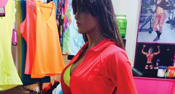 Gym Fitness Fashion